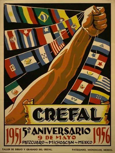 CREFAL 5th anniversary