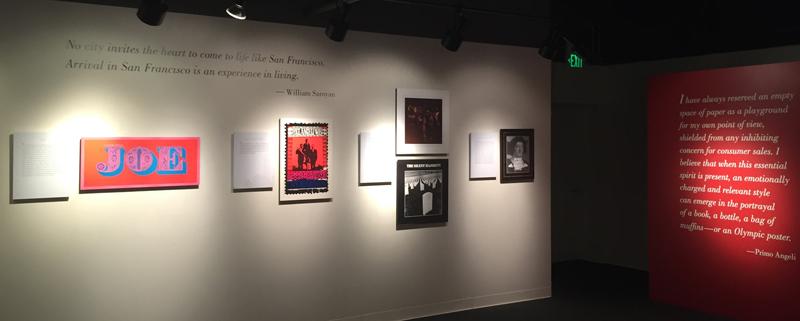 Angeli exhibition