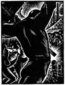 Richard V. Correll's 'For Labor's Right to Organize,' 1934